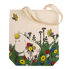 The Moomins Meadow Tote