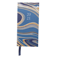Marbled Slim Diary 2021
