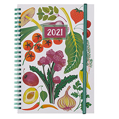 Your Recipe A5 2021 Diary