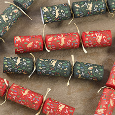 6 Christmas crackers