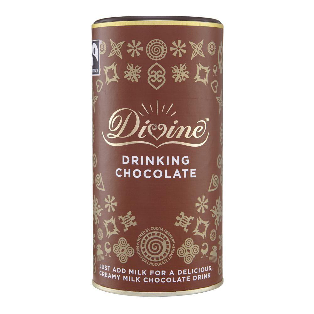how to make drinking chocolate powder