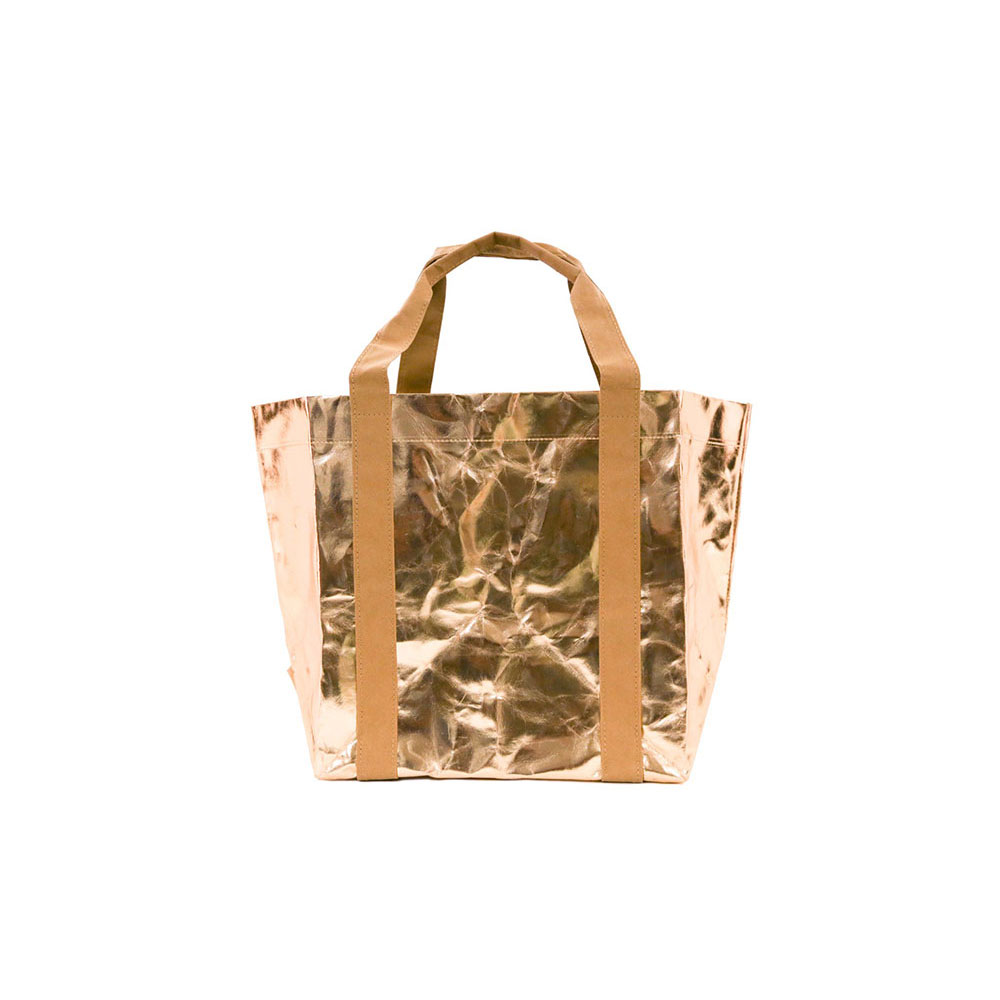 a75e3dd4fd Rose Gold Paper Tote Bag