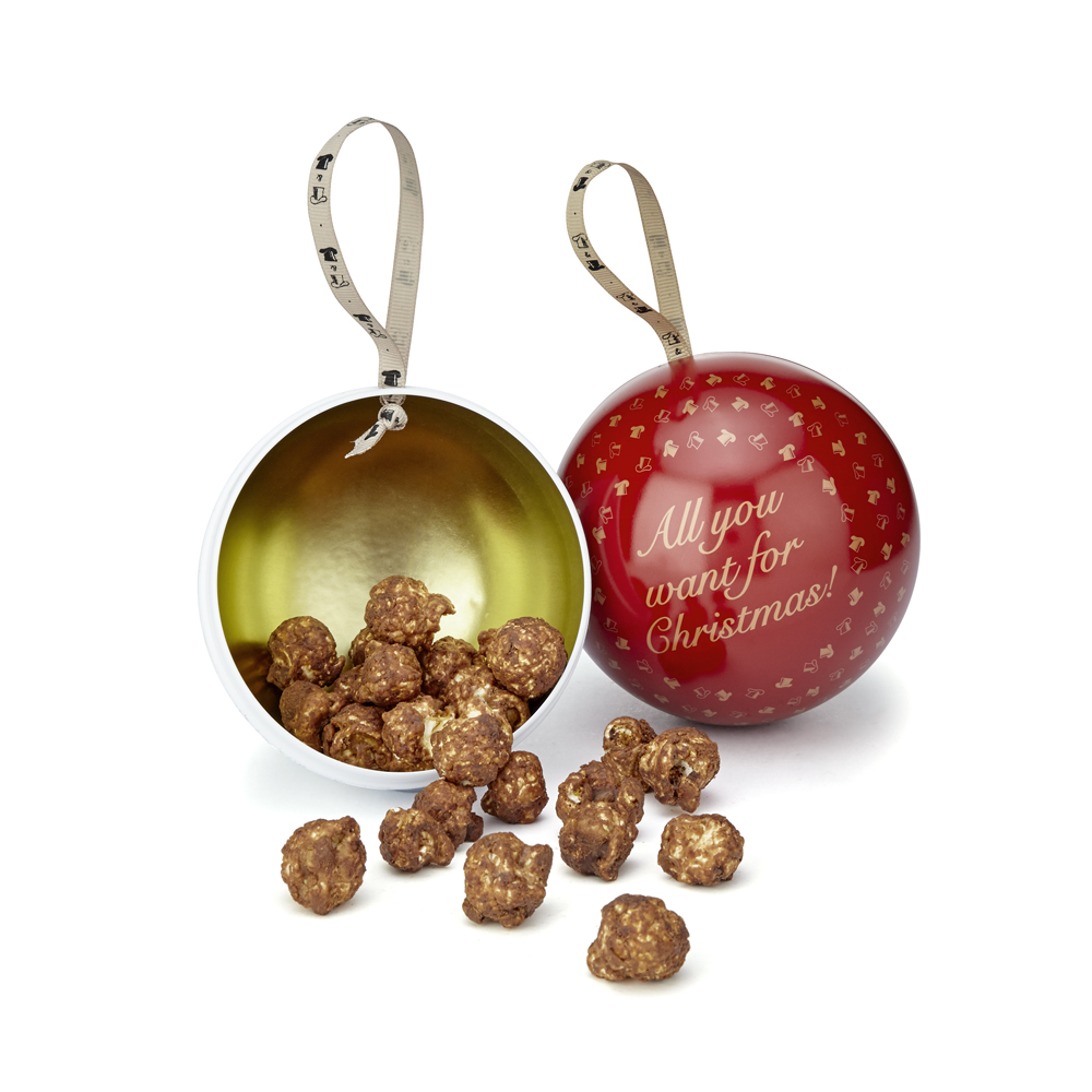 Oxfam Christmas Trees: Joe And Seph Popcorn Bauble