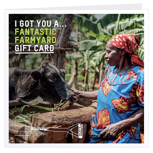 Charity E Cards UK From Oxfam Unwrapped