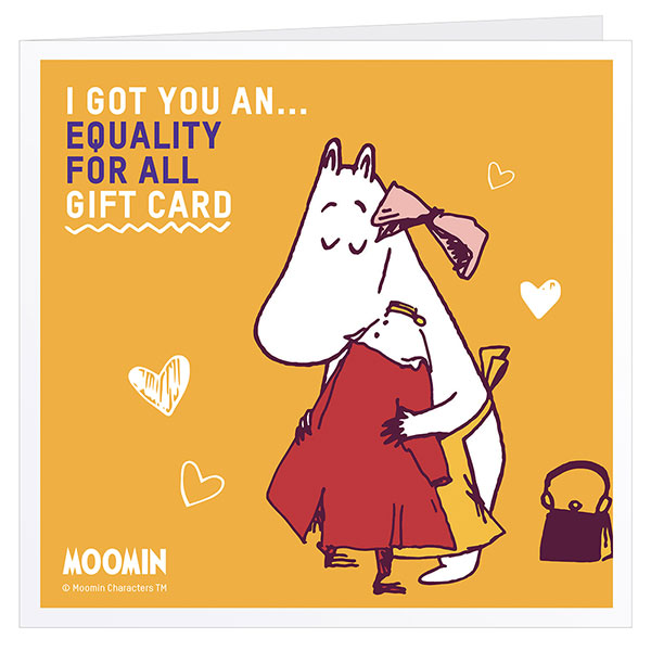 Moominmamma's equality and love