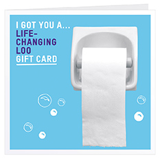 A life-changing loo